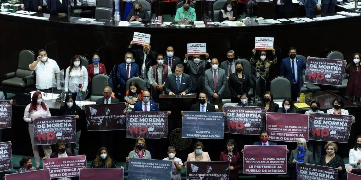 Diputados aprueban reforma energética de AMLO
