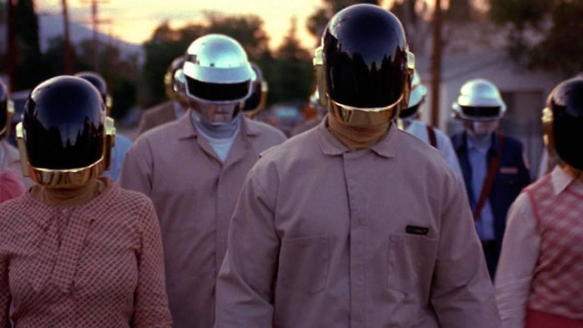 Daft Punk película
