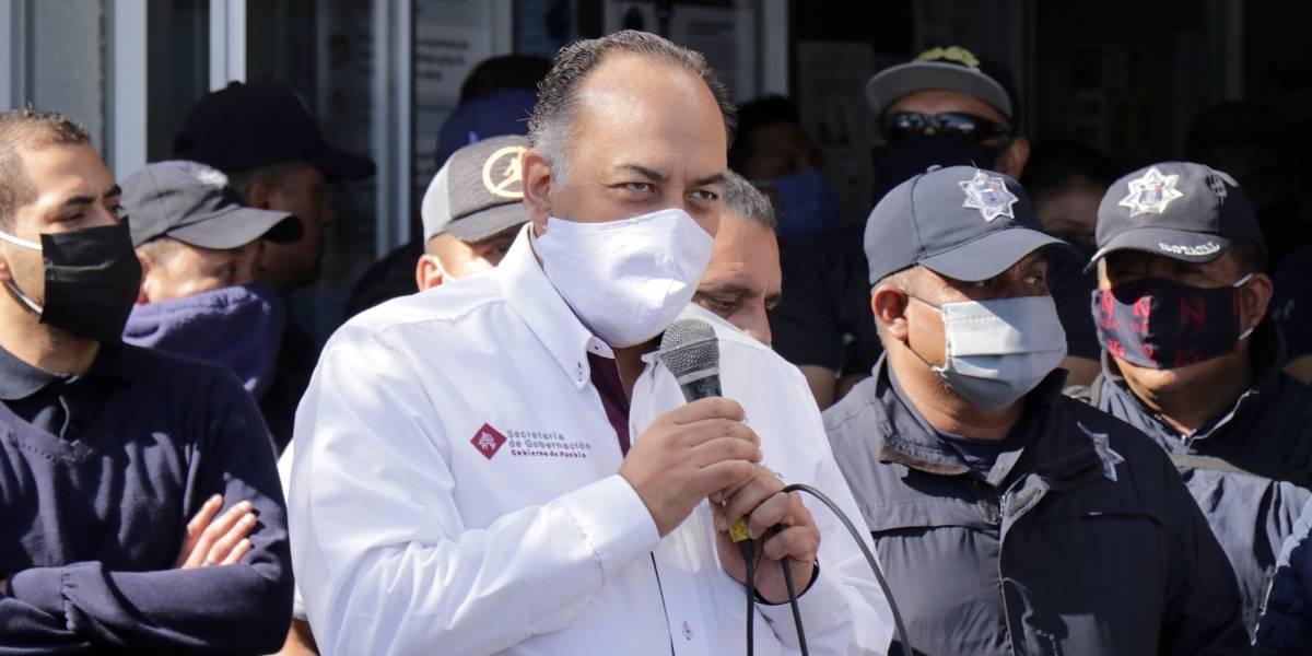 Secretario de Gobernación poblano buscará candidatura en Morena