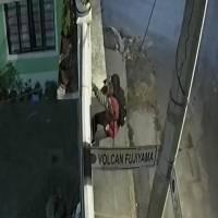 Exhiben a presunto ladrón a casa habitación en Tlalpan