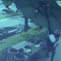 Comensal abre fuego contra ladrón que intentó asaltarlo en Lomas de Chapultepec