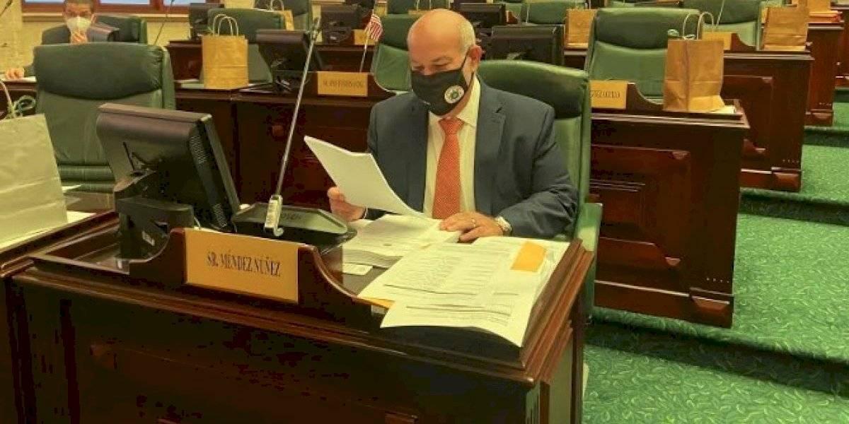 """""""Johnny"""" Méndez cuestiona proceso de manejo resultado de pruebas de dopaje a representantes"""