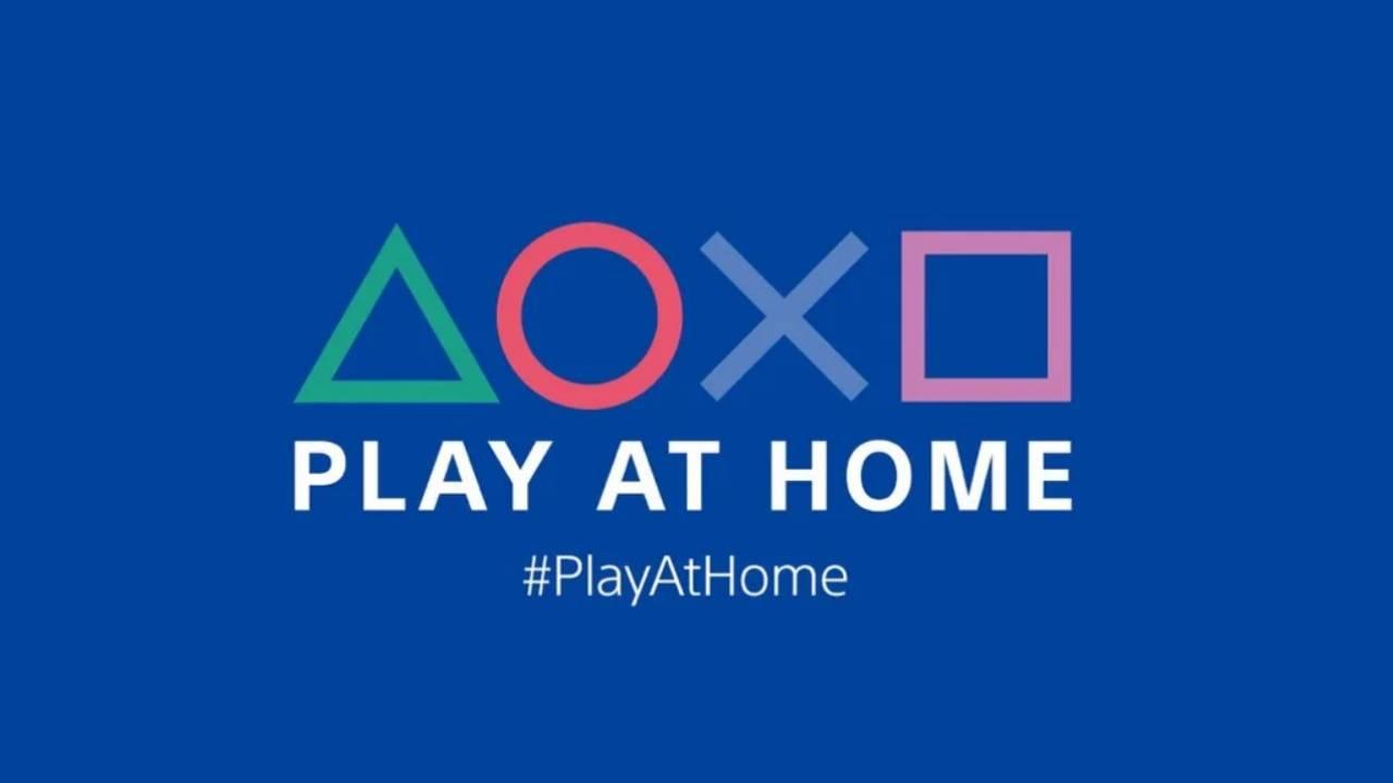 PlayStation Play at Home marzo 2021