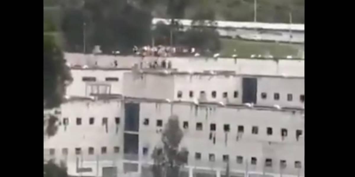 Reclusos de alto riesgo también se amotinan en cárcel de Turi