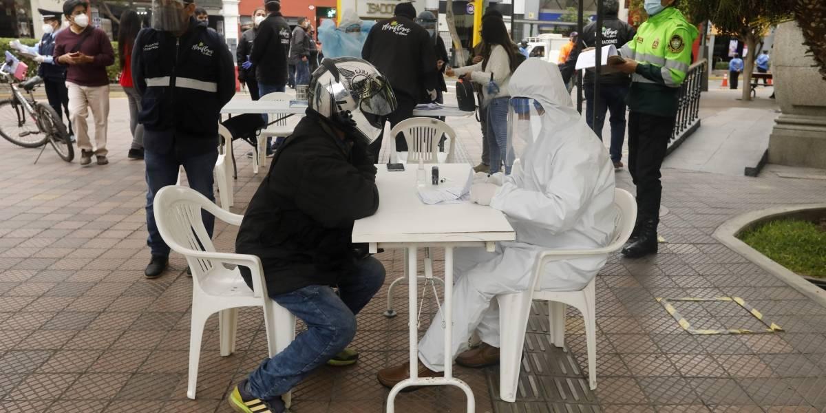 Perú detecta casi cuatro mil nuevos casos de coronavirus en las últimas 24 horas