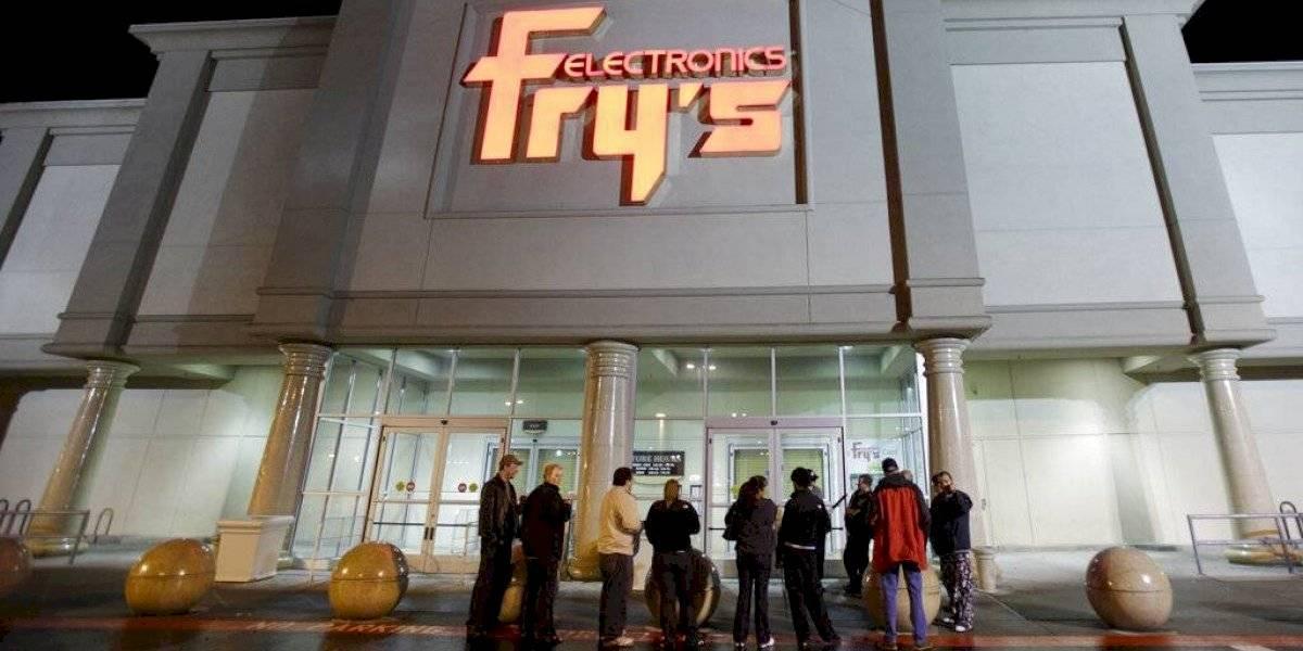 Cierra la cadena Fry's Electronics en EE. UU.