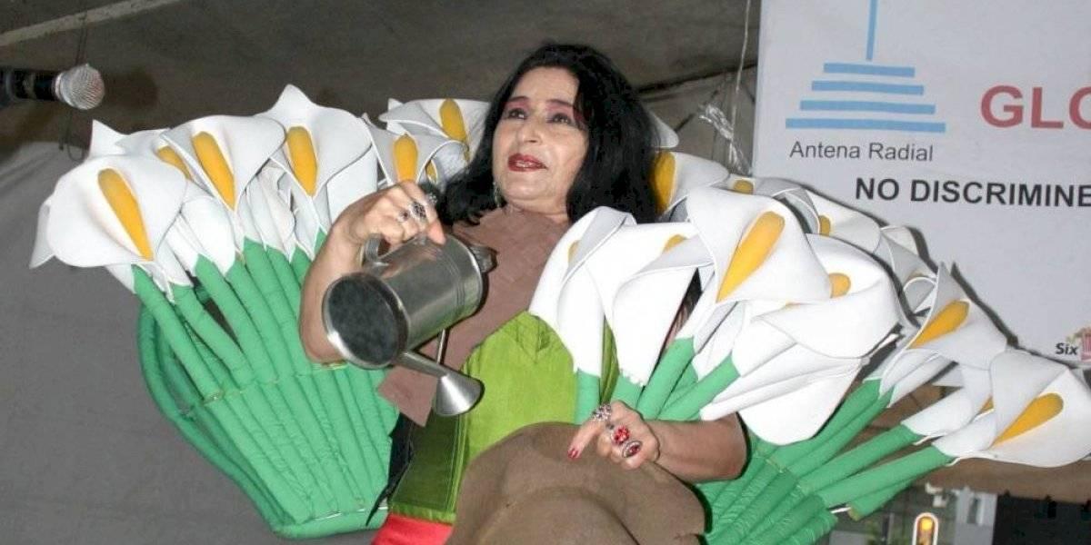 Astrid Hadad la reina del Cabaret en México