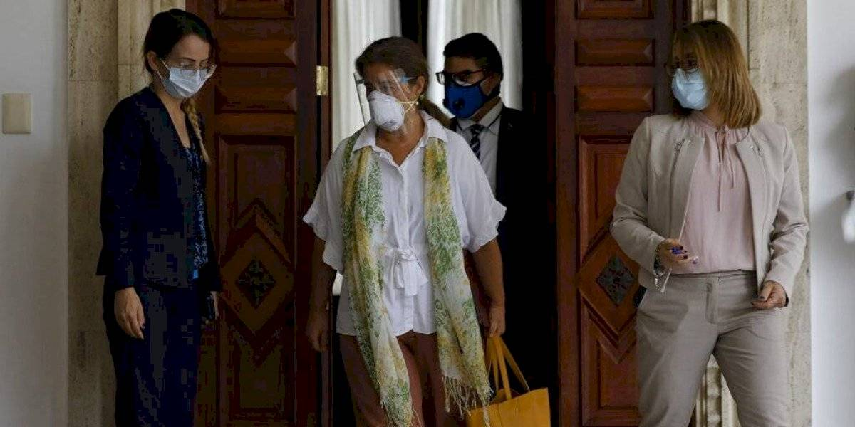Plazo de 72 horas para que embajadora de la UE abandone Venezuela