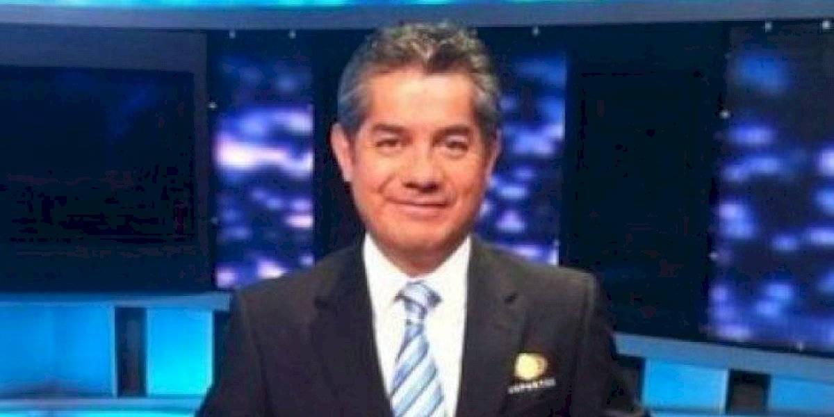 Reportan grave a periodista Gerardo Valtierra a causa de la Covid-19