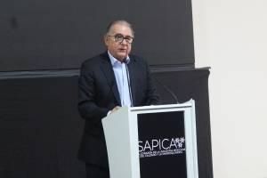 Alfredo Padilla, presidente de la Cámara de la Industria del Calzado.