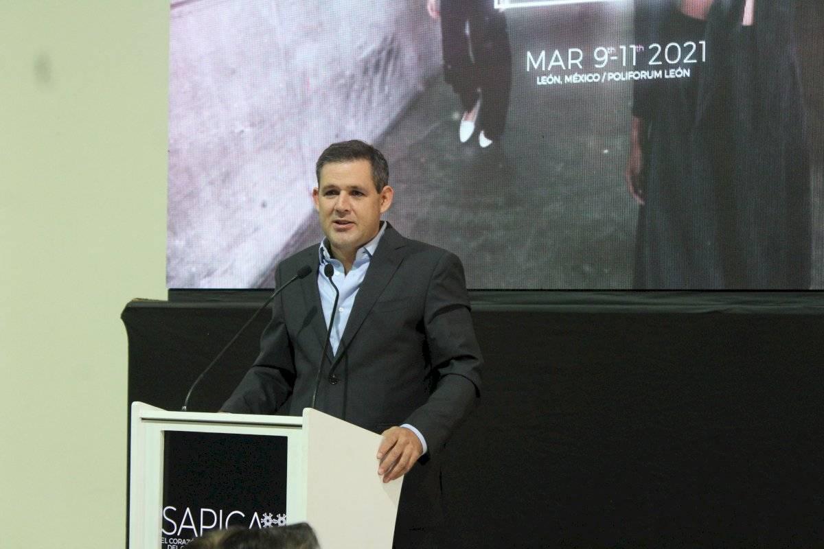Mauricio Battaglia, vicepresidente de SAPICA.