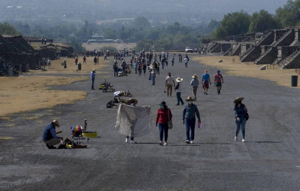 Reapertura de Teotihuacan 2021