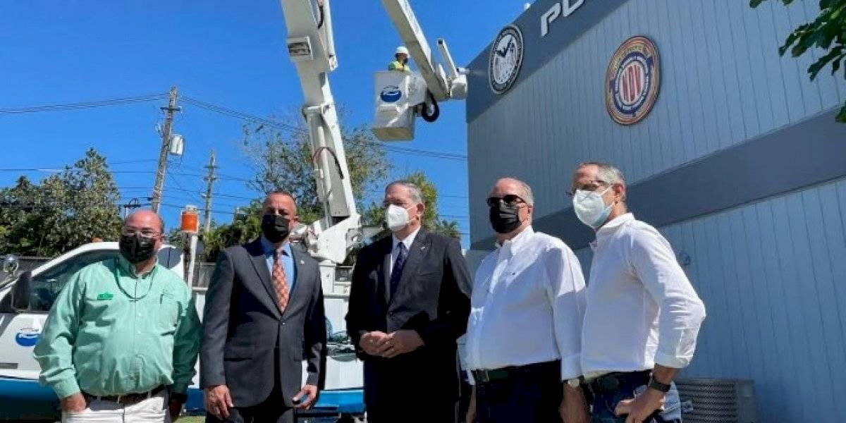 """Programa """"Adopta un Cuartel"""" se inaugura en el precinto de Juan Domingo en Guaynabo"""