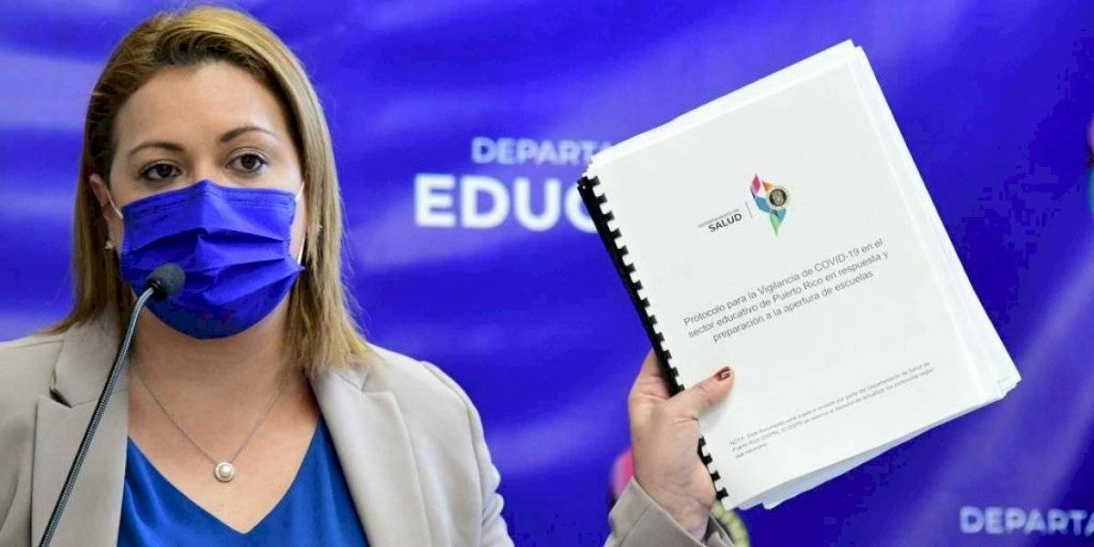 """Aseguran Elba Aponte está """"desesperada"""" por ser confirmada"""