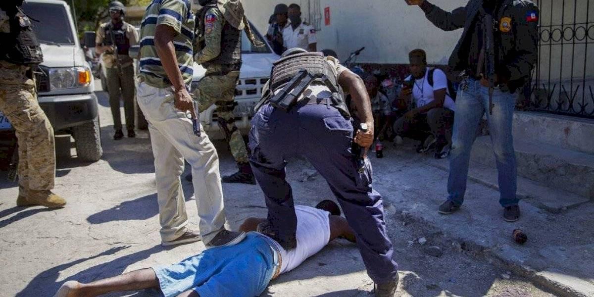 Mueren 8 personas durante intento de fuga en prisión de Haití