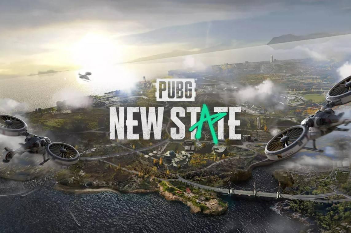 PUBG New State anuncio
