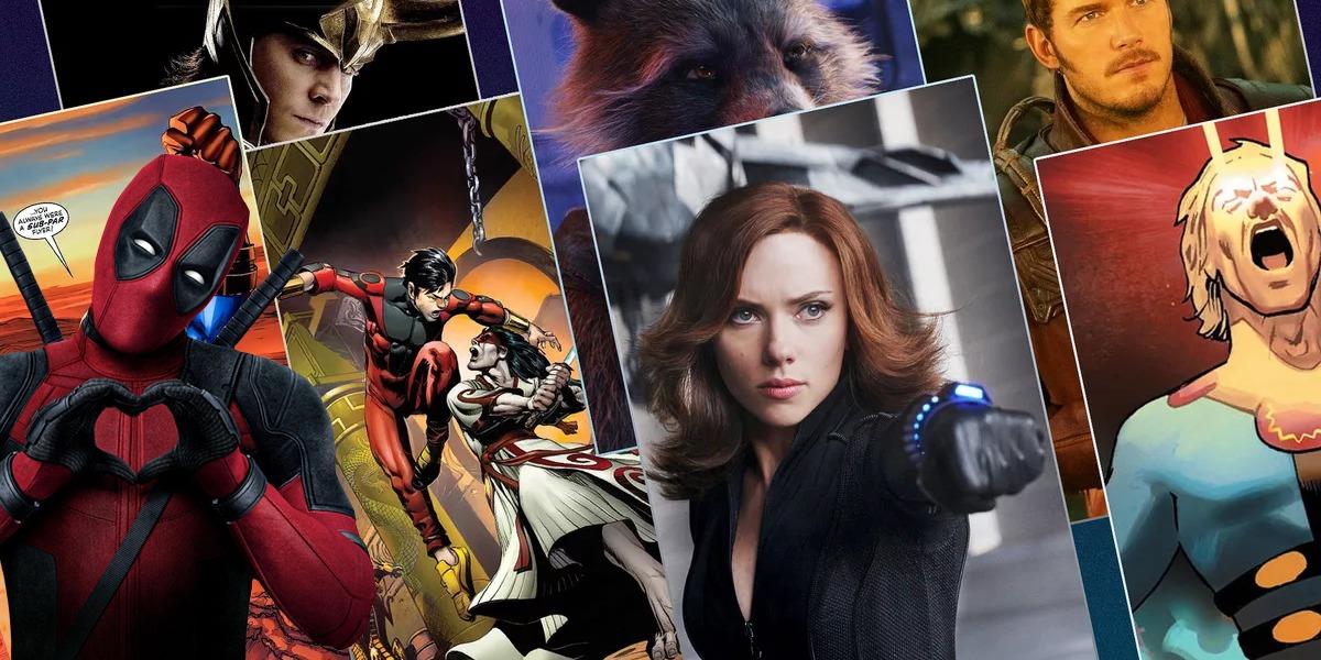MCU: este es el orden de todas las películas y series de Marvel en la Fase 4