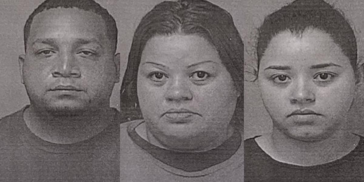 Radican cargos a un hombre y dos mujeres de Naguabo por 'carjacking'