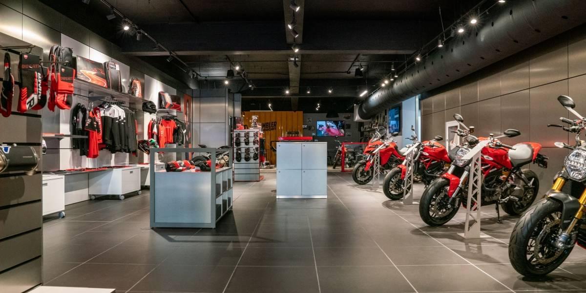 Ducati Inaugura Exclusivo Showroom en Puerto Rico a través de evento virtual
