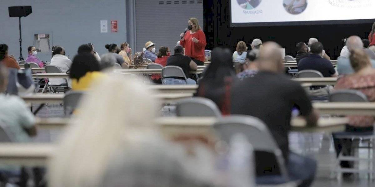 Educación continúa reforzando su plan de apertura de las escuelas