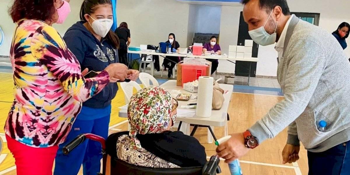 Llega a Maricao la vacuna contra el Covid-19