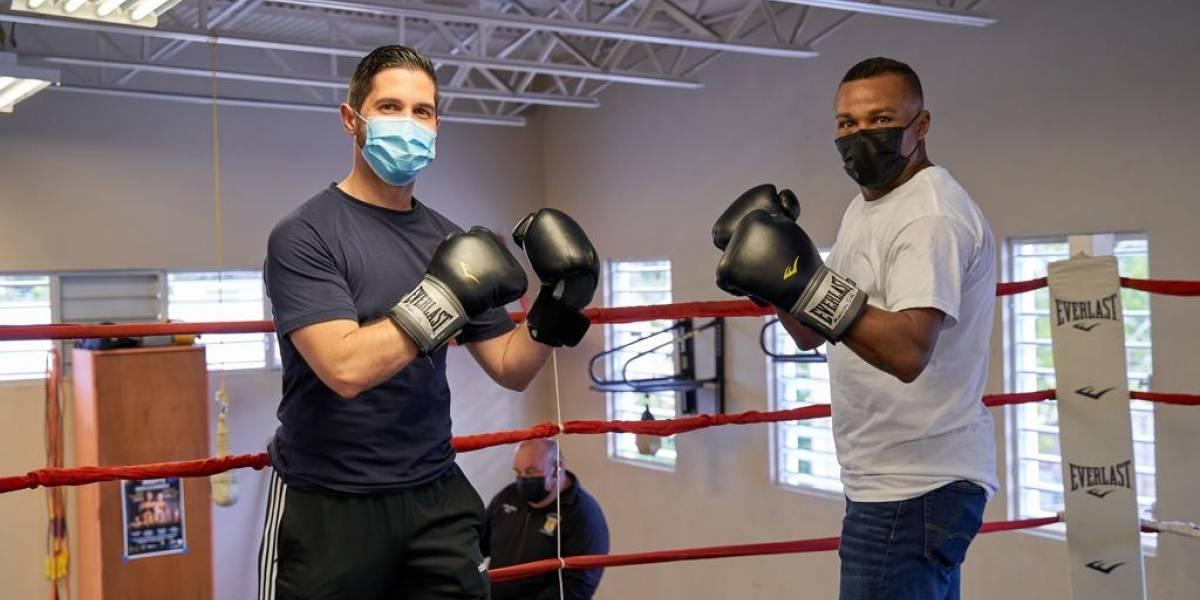 Tito Trinidad se convierte en padrino de programa de boxeo de San Germán