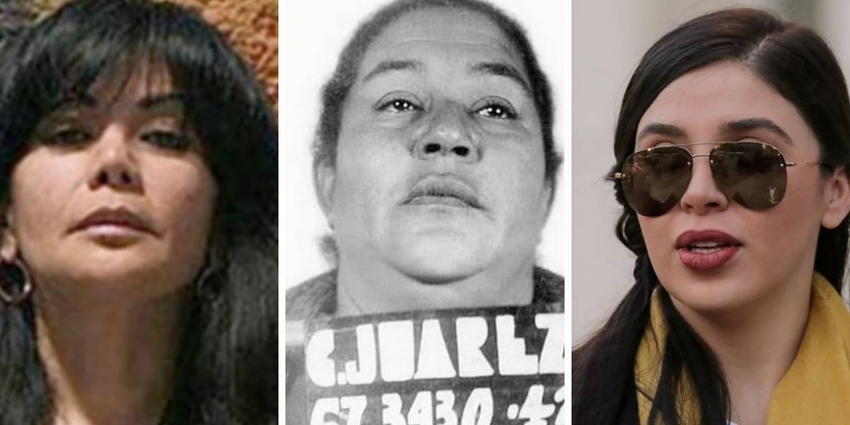 Emma Coronel y ocho mujeres más famosas del narcotráfico
