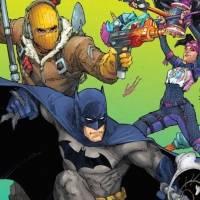 Batman x Fortnite: un cómic crossover se estrenará este año