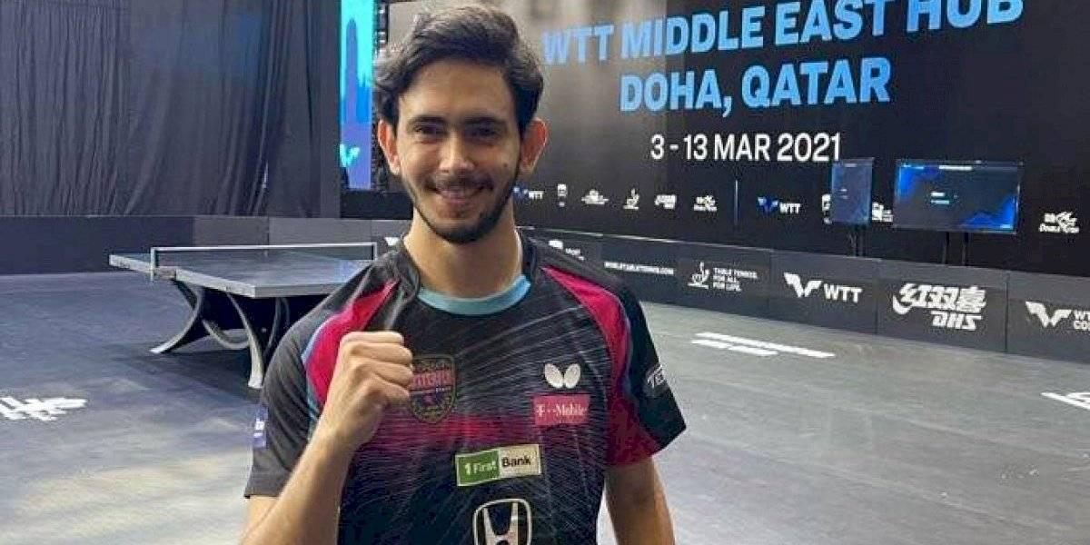 Triunfo inicial para Brian Afanador en Doha