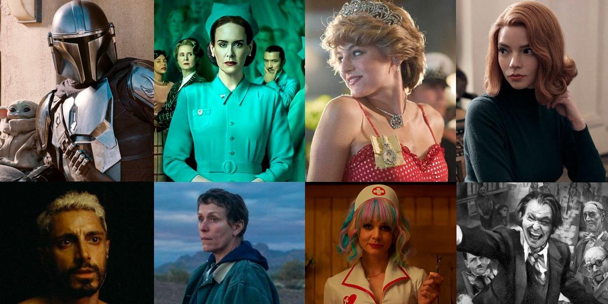 Netflix, Amazon y Disney Plus arrasan en los Globos de Oro 2021: conoce los ganadores