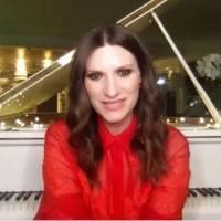 Laura Pausini gana su primer Globo de Oro