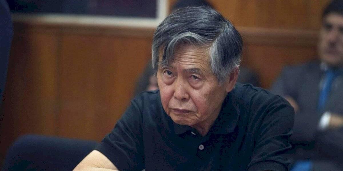 Alberto Fujimori es sometido a procedimiento cardiaco