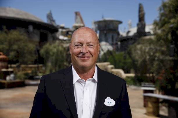 Bob Chapek, CEO de Disney.