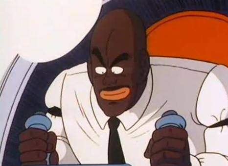 Mayor Black