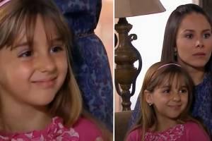 Así se ve hoy 'Victoria', la tierna hija de 'Nadia' en
