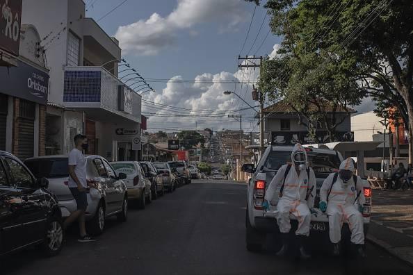 Brasil se está transformando en el mayor laboratorio a cielo abierto de coronavirus