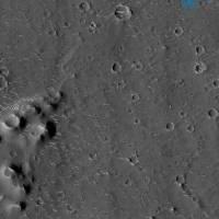 Espacio: El Tianwen-1 envía nuevas fotos de Marte y son espectaculares