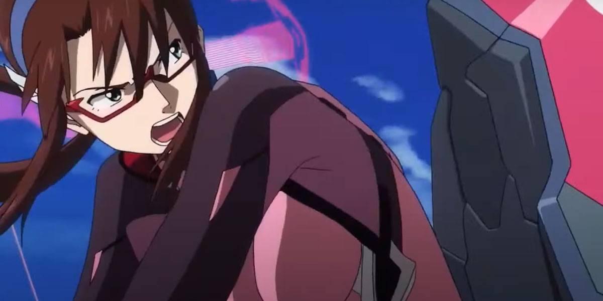 Anime: Evangelion: 3.0 estrena sus primeros 12 minutos en YouTube y revienta internet