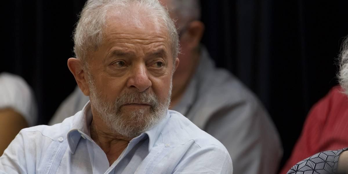 Anulan sentencias contra Lula da Silva por supuesta