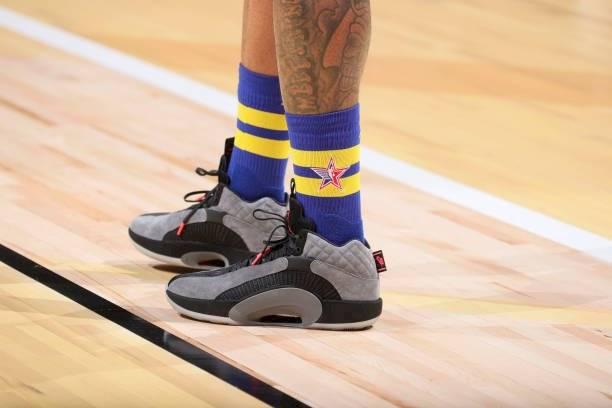Zapatillas Bradley Beal NBA.