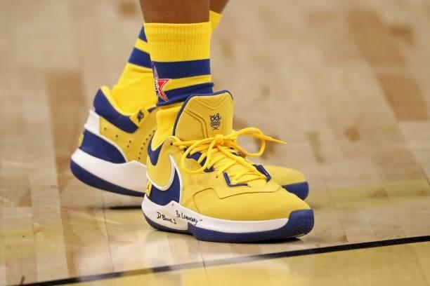 Zapatillas Chris Paul NBA.
