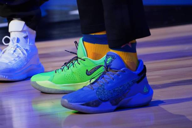 Zapatillas Giannis Antetokounmpo NBA.