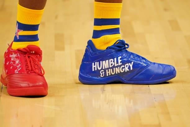 Zapatillas adidas de Jaylen Brown NBA.