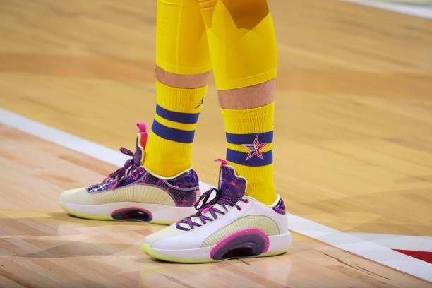Zapatillas Luka Doncic NBA.