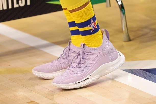 Zapatillas Steph Curry NBA.