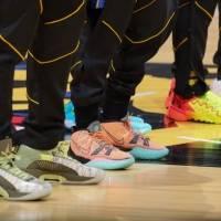 NBA: Estas son las zapatillas más curiosas vistas durante el All Star Game