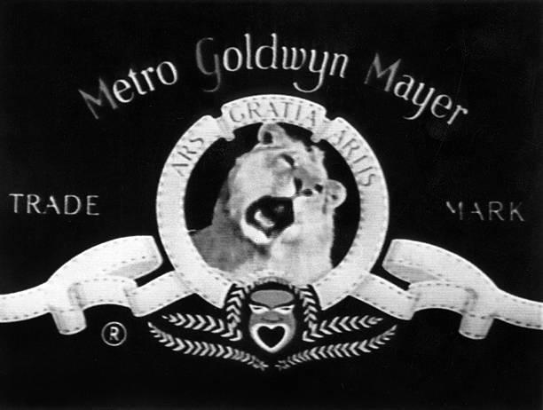 El león de la MGM