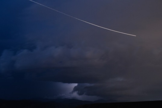 El meteorito de Vermont también fue visto en Nueva York y Quebec, en Canadá.
