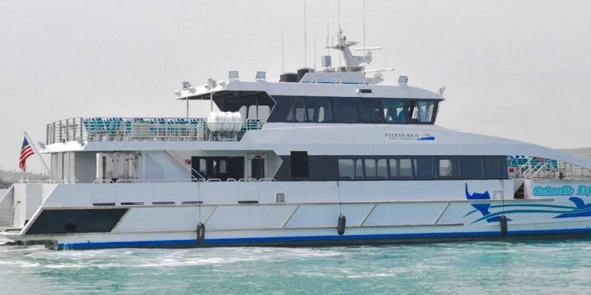Puerto Rico Fast Ferries cuestiona proceso de contratación del gobierno con HMS Ferries