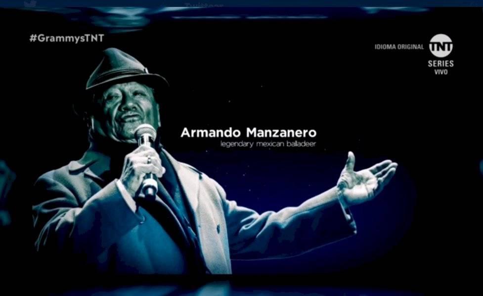 Armando Manzanero / Grammy